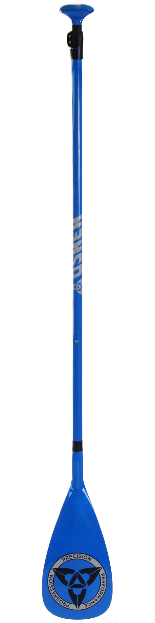 O'Shea Fiberglass Pro Adjustable 3 Piece Paddle - Blue