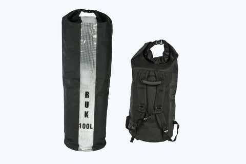 100 litre Dry bag with straps