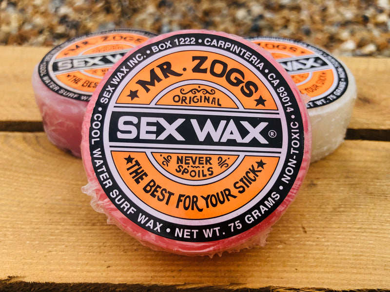 Mr Zog Sex Wax