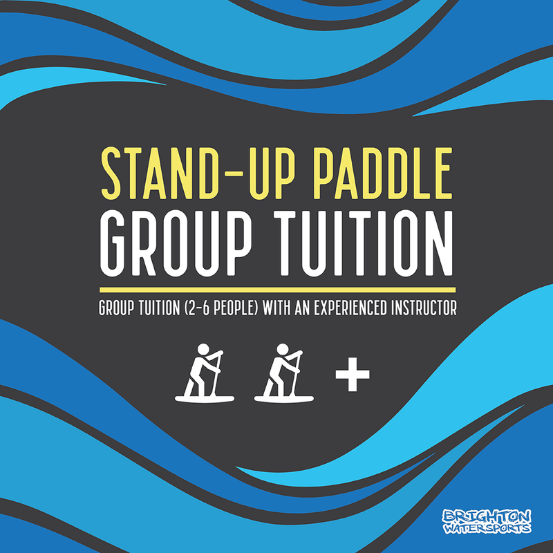 Gift Card - SUP Group Tuition