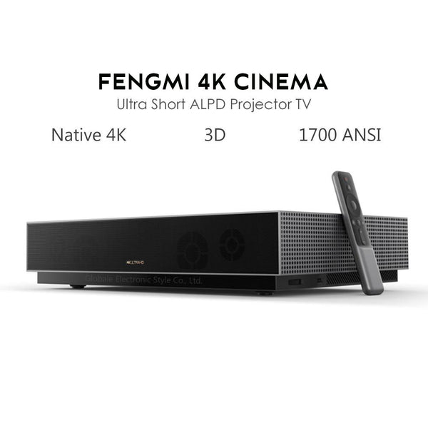 Laser TV 4K Cinema L176FCN