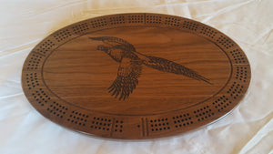 Personalized Custom Cribbage Board