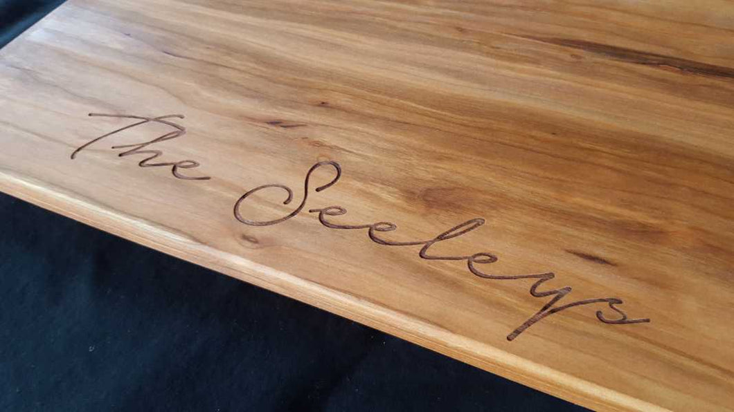 Signature Cutting Board
