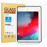 apiker [3 Pack] Screen Protector for iPad Mini 5 2019 / iPad Mini 4, Tampered Glass Screen Protector with Alignment Frame/High Definition/Scratch Resistance