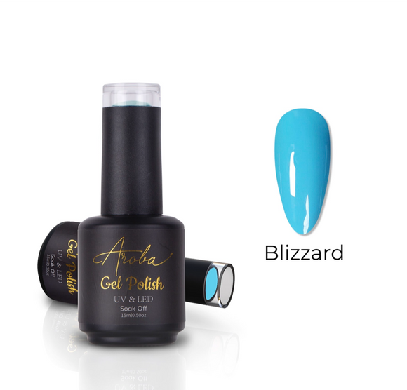 Blizzard Gel Polish
