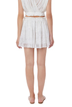 Load image into Gallery viewer, Antigone Mando white skirt