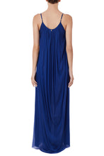 Load image into Gallery viewer, Antiope cobalt blue maxi dress