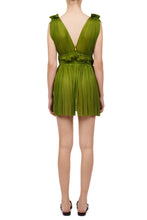 Load image into Gallery viewer, Vereniki khaki mini dress