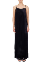 Load image into Gallery viewer, Antiope black maxi dress