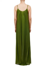 Load image into Gallery viewer, Antiope khaki maxi dress