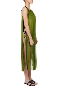 Calliope khaki cover-up