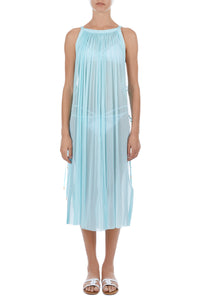 Calliope aqua cover-up