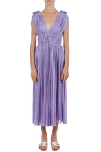 Load image into Gallery viewer, Vereniki purple dress