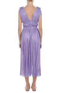 Vereniki purple dress