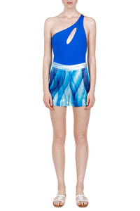 Aktaia blue waves shorts