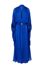 Load image into Gallery viewer, Thetis cobalt blue cover-up