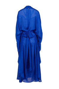 Thetis cobalt blue cover-up