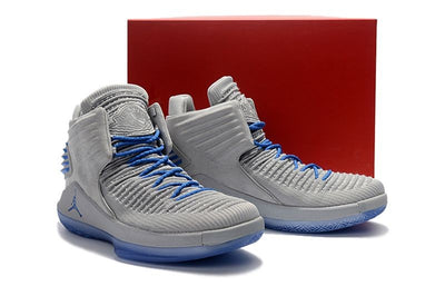 2017 Air Jordan 32 XXXII Grey Blue On Sa