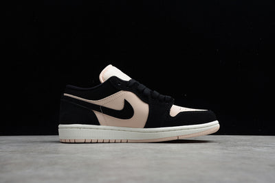Jordan 1 Low Black Guava Ice
