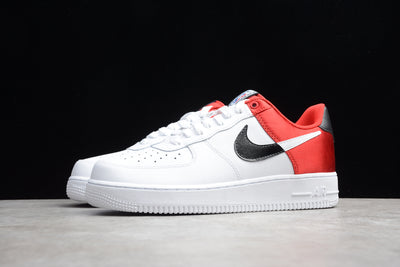 Nike Air Force 1 NBA Satin Red