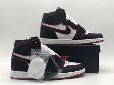 "Tênis Air Jordan 1 ""Bloodline"""