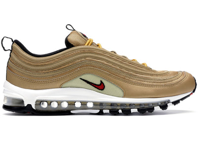 "Tênis Air Max 97 ""Metalic Gold"""