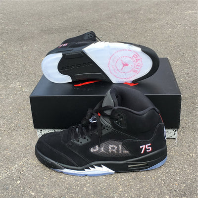"Tênis Air Jordan 5 ""Paris Saint Germian"""