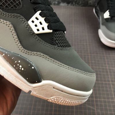 "Tênis Air Jordan 4 Retro ""Fear Pack"""