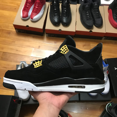 "Tênis Air Jordan 4 ""Royalty"""