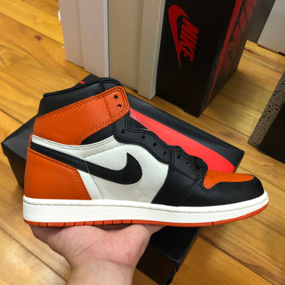 Tênis Air Jordan 1 'Shattered Backboard' High Mid