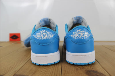 "Tênis Air Jordan 1 Low ""UNC"""