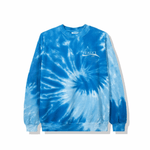 Load image into Gallery viewer, Fauci 2020 Long Sleeve Tee [Blue Tie-Dye]