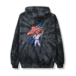 Load image into Gallery viewer, Fauci 2020 Hoodie [Black Tie-Dye]