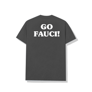 Go Fauci! T-Shirt [Dark Grey]