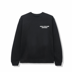 Healthcare Heroes Crew [Black]