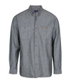Iconic Long Sleeve Chambray Shirt