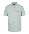 Iconic Short Sleeve Chambray Shirt