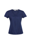Ladies Chic Short Sleeve Top