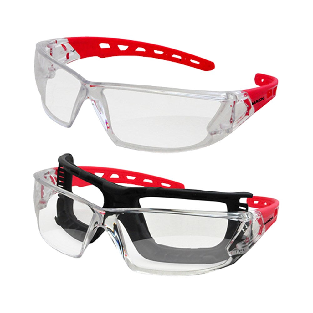Chronos Anti Scratch Anti Fog Lens Safety Glasses