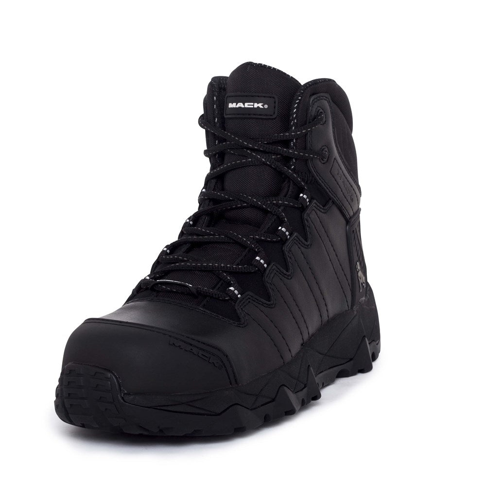 Octane Lace Up Composite Cap Boot
