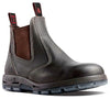 Bobcat Elastic Side Steel Cap Boot