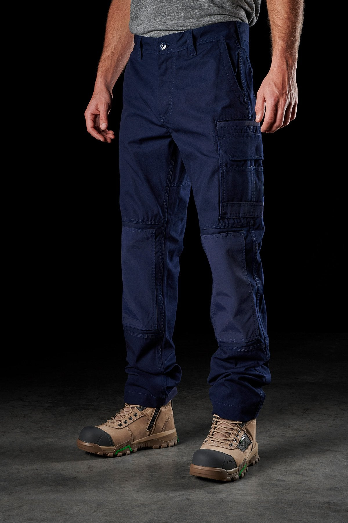 Regular Fit Pants