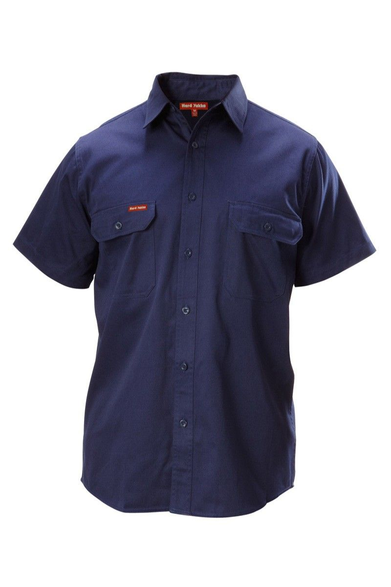Short Sleeve Drill Shirt