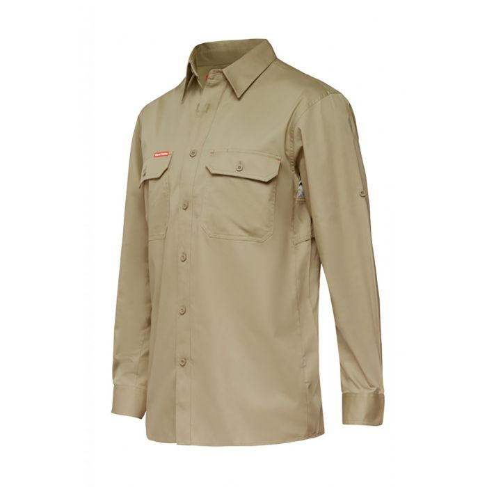 Koolgear Vented Long Sleeve Shirt