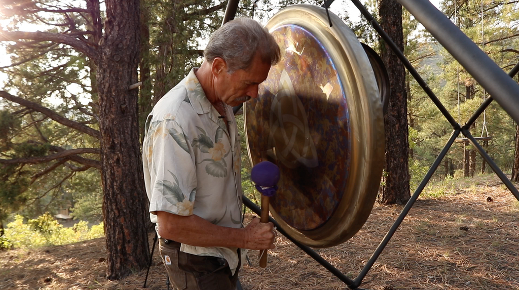 The various types of gongs you will find throughout the world are built to serve as sound healing and meditation tools.