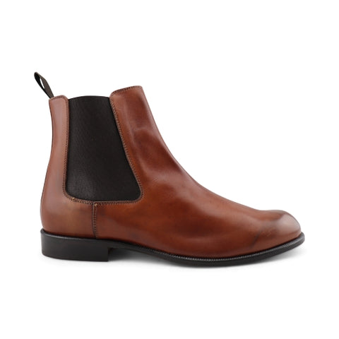 Chelsea boot in tan leather