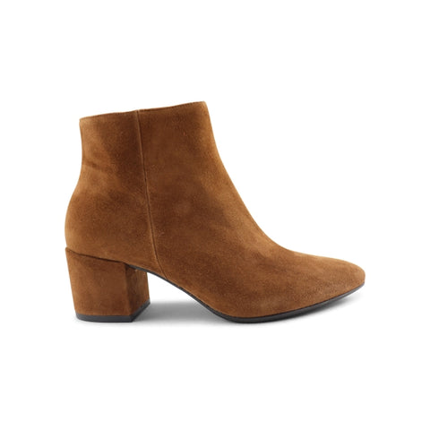 Cigar suede ankle boot t.50