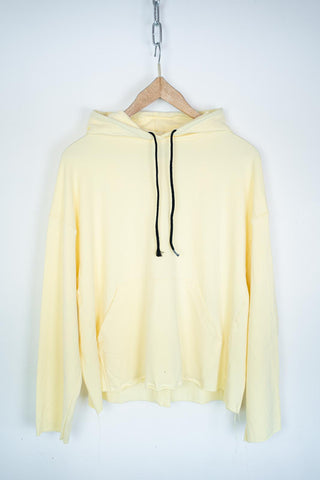 Never Fade Lemon Yellow Oversized hoodie