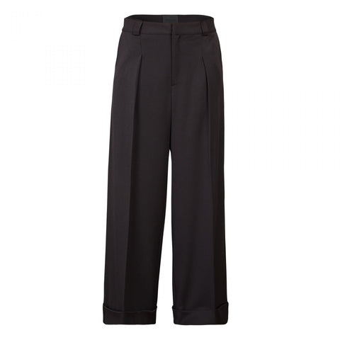 WIDE TAILORED TROUSERS