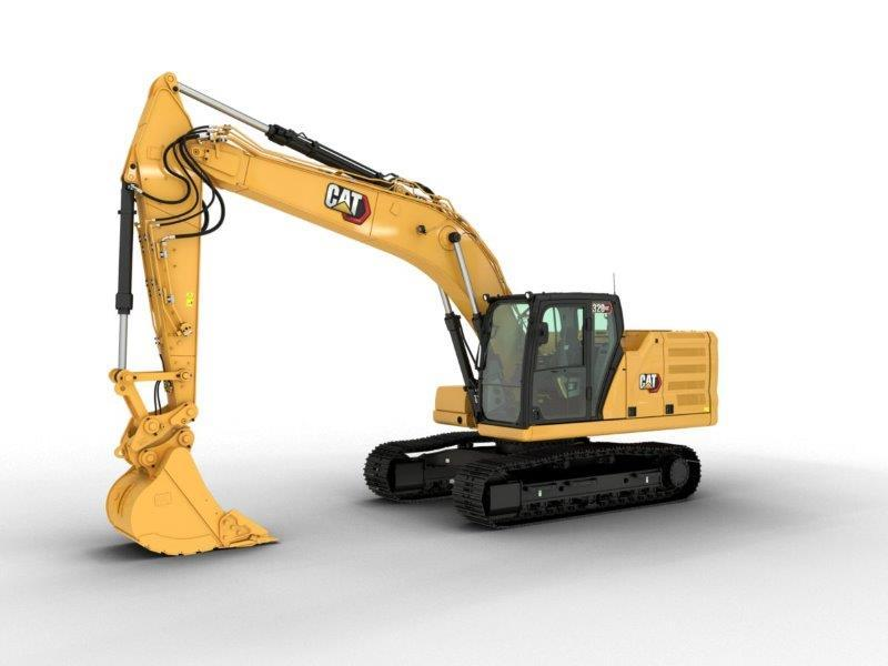 CAT® 330 GC Hydraulic Excavator